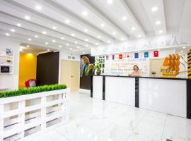 WHITE HOTEL & HOSTEL, Bishkek