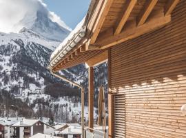 Apartment Alpharmonie, Zermatt