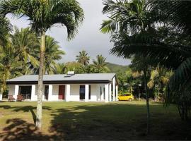 Te Vaiora Villa, Rarotonga