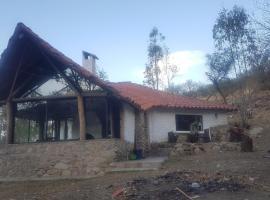 Eco Arte Hostel - Coimata - Chalet de montaña, Tarija