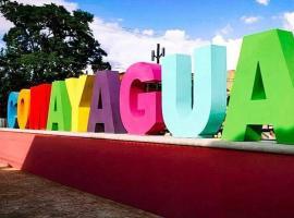 el patio de joan, Comayagua