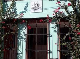 Mar y Monte Hostel, Santa Marta
