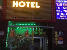 Khách sạn văn anh, Ho Chi Minh
