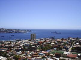 Bella VIsta Larrain, Bahia Mirador, Valparaíso