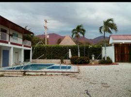 Cabaña Villa Lucy, Santa Marta