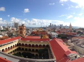 The best panoramic view in Centro., 卡塔赫纳