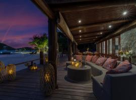 MHBE Private Resort, Lance aux Épines