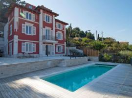 Piran Villa Sleeps 8 Pool Air Con WiFi, Piran