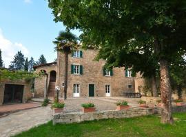 La Dogana Villa Sleeps 12 Pool Air Con WiFi, Cortona