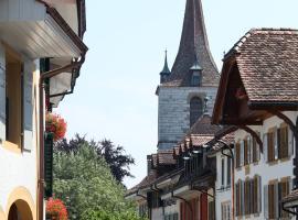 The Old Town Flat, Murten