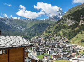 Haus Leytron, Zermatt