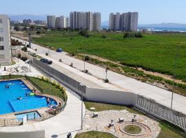 Departamento con vista y acceso al Mar, La Serena