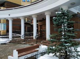 Апартаменты Тихий уголок Петроградки., Petersburg