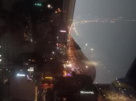 Night sea apartment, Nha Trang