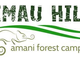 Amani Forest Camp Emau Hill, Amani