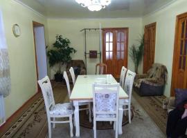 Lezgi Namet Street Вилла, Qusar