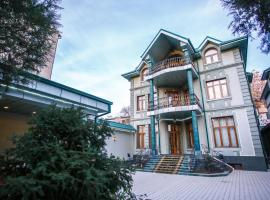 Izumrud Hotel, Ташкент