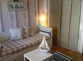 maritimes Zimmer