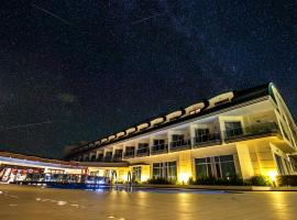 Hotel Hegsagone Marine Asia, 盖布泽