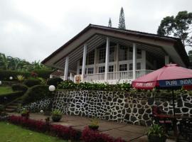 villa puncak enjoy 1, Bogor