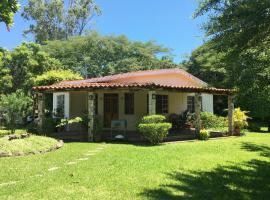 Casa de campo Las Veraneras, Puerto Acajutla