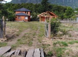 Cabaña DOS ÁGUILAS, Coñaripe