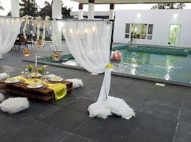 Jawharat Al-Rumais Resort Villas, Rumays