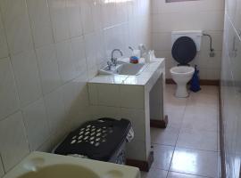 Owen's apartment - area 6, Lilongwe