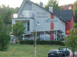 Cafe Gästehaus Stefanie