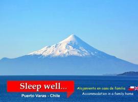 Sleep Well, Пуэрто-Варас