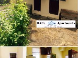 Dabs Sea view Apartment, Gouyave
