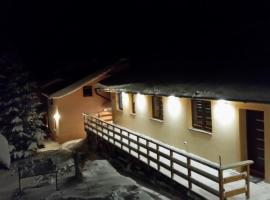 Vila Rhea, Važec