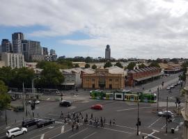 Homely Getaways @ Queen Vic Market, Melbourne
