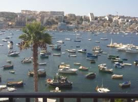 "The Sunshine Court St Pauls Bay (Xemxija in maltese) meaning ""Sunny Bay""., San Pawl il-Baħar"