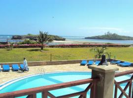 Wonderful Half Board Watamu Adventist Beach Resort Suite, Watamu