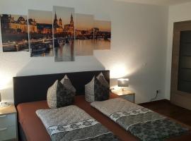 Ferienwohnung Dresden-Neustadt