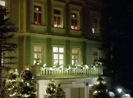 Villa Rosa Residence, Теплице