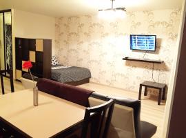 Shchetinina Apartment, Vologda