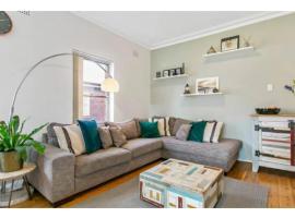 Beach Apartment 150m to Manly Beach, 悉尼