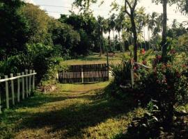 Eco Guest House Palawan, Bacungan