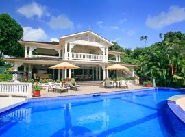 Marigot Bay Villa Sleeps 10 Pool Air Con WiFi, Marigot Bay