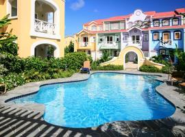 Reduit Villa Sleeps 6 Pool Air Con WiFi, Reduit
