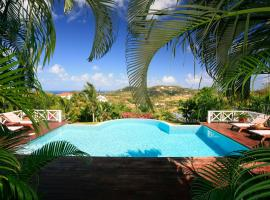 Rodney Bay Villa Sleeps 6 Pool Air Con WiFi, Родни-Бэй-Виллидж