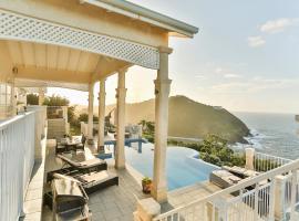 Cap Estate Villa Sleeps 8 Pool Air Con WiFi, Cap Estate