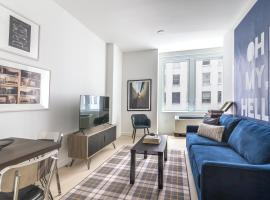 Bold Suites at Wall Street by Sonder, Нью-Йорк