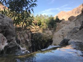 Wadi shab View, Ţīwī