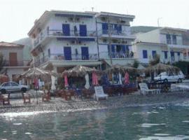 Tsakonia Hotel, Tirós