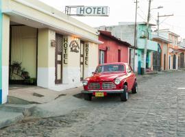 Casa las Flores, Quetzaltenango