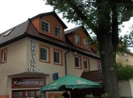 Penzion a kavárna U Dubu, Нови-Йичин