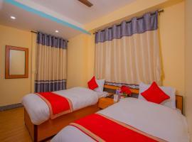OYO 287 Hotel Buddha Palace, Katmandou